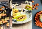 25 Healthy Halloween Treats That Kids Will Flip For