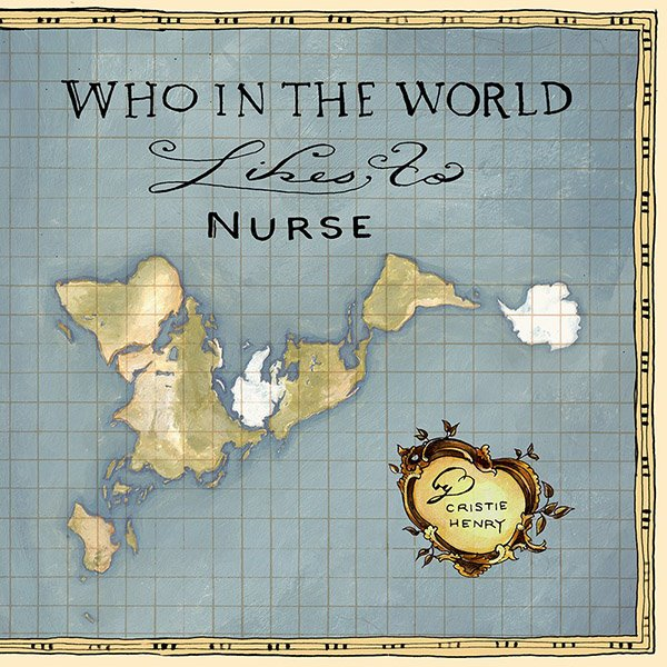 Win Who In the World Likes to Nurse? Board Book (US/CAN, 11/1)
