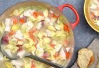 Make the Most of Your Thanksgiving Leftovers: Turkey Soup