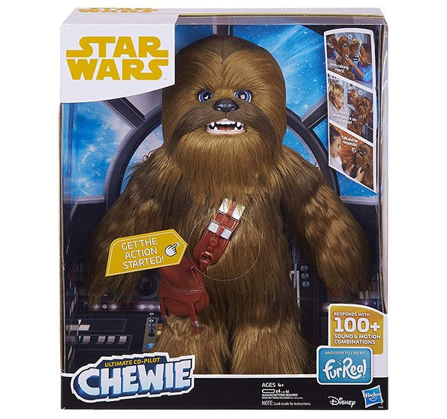 Win an Ultimate Co-Pilot Chewie (CAN, 12/22)