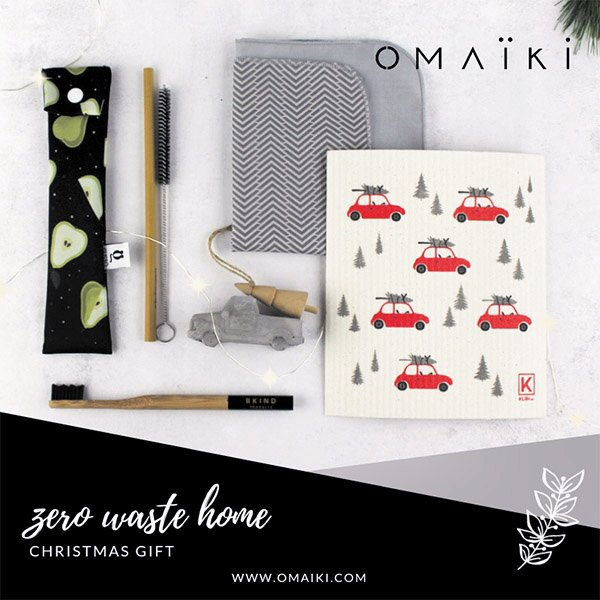 Win an Omaïki Zero Waste Starter Kit (US/CAN, 12/19)