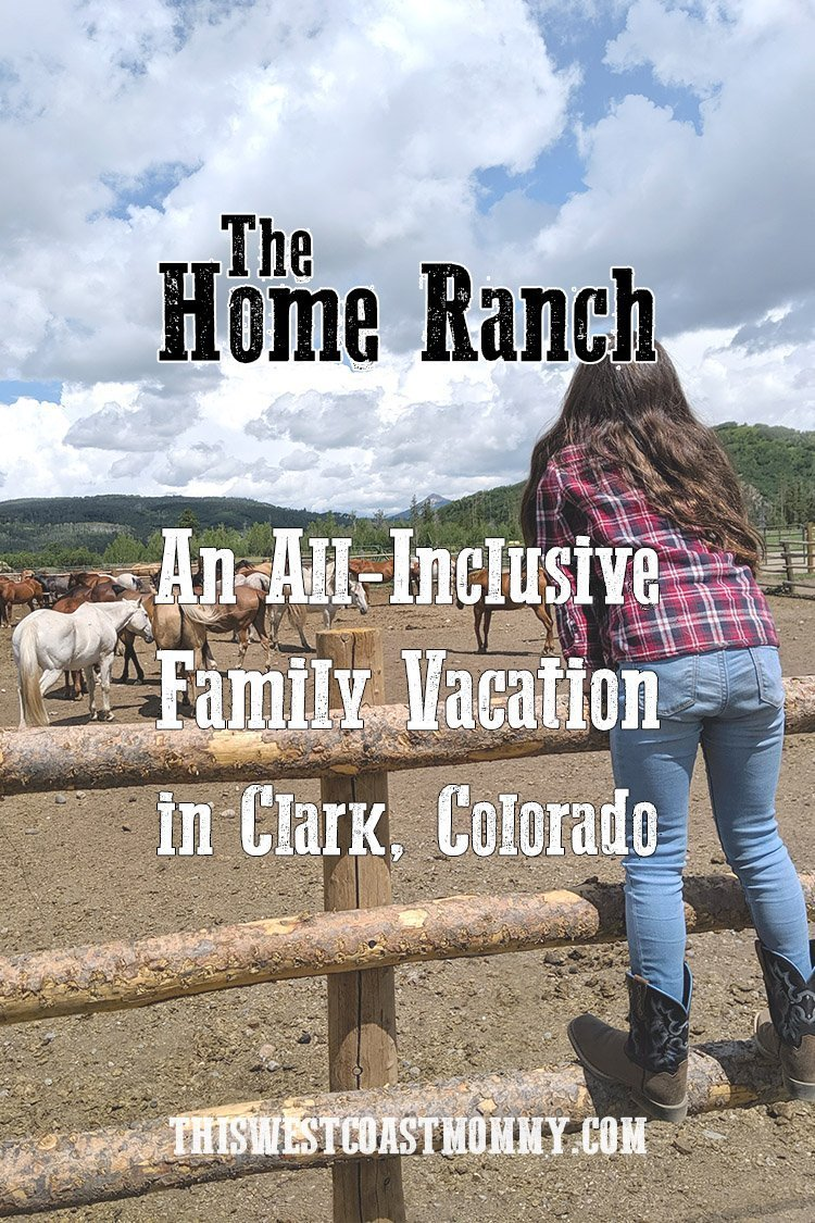 The Home Ranch An All Inclusive Luxury Family Vacation In