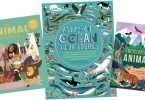 Animals Abound in These Beautifully Illustrated Children's Books {#KidLit Giveaway}