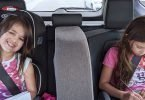How We Tamed Sibling Squabbles in the Car {Win a Backseat Wally!}