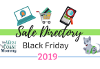 #BlackFriday Cloth Diapers and Baby Gear Sale Directory {Win PayPal Cash!}