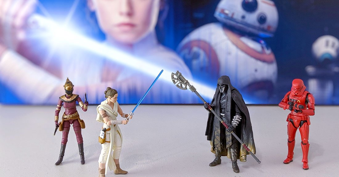 """Star Wars The Vintage Collection The Rise Of Skywalker Rey  3.75/"""" Action Figure"""
