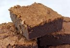 Two-Ingredient (Flourless) Nutella Chocolate Brownies