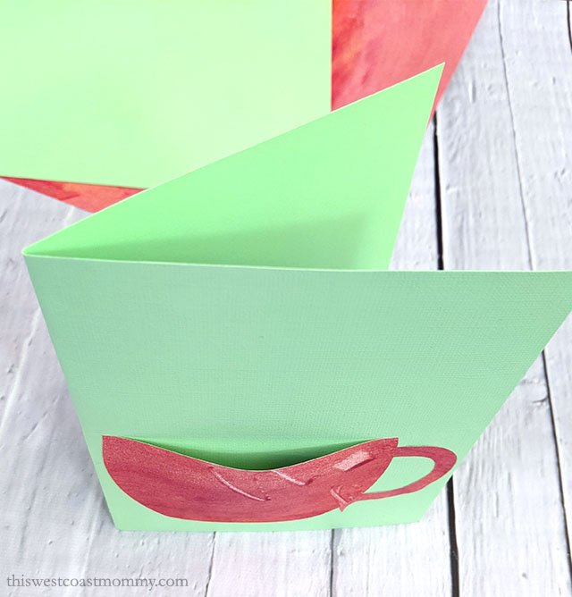 How to make a Paper Tea Cup for Mother's Day - Red Ted Art - Make ...   668x640
