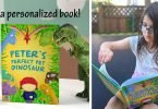 Win a Personalized Perfect Pet Dinosaur Book